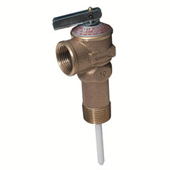 T&P RELIEF VALVE EXTENDED BO