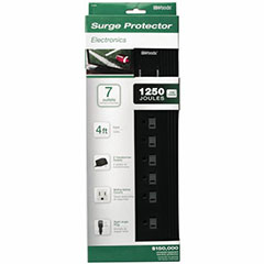 ELECTRONIC 7OUTLET SRG STRIP