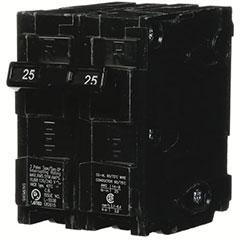 CIRCUIT BREAKER,25A,2P,240V
