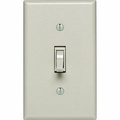 DIMMER TOGGLE 600W 1P IVY