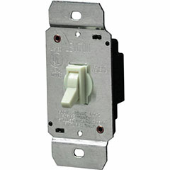 DIMMER TOGGLE 600W 3W IVY