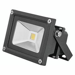 LED FLD FXT 5000K 10W COOL