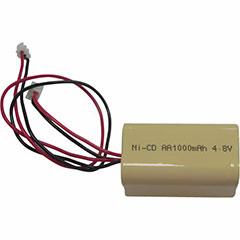 BATTERY NI-CAD 4.8V 1000MAH