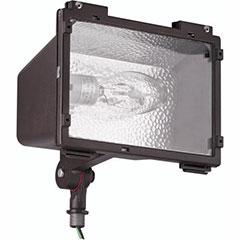HPS FLOOD FIXT 150 W W/LAMP