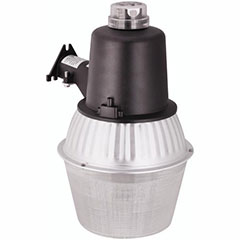 FLUR SECUR LGHT 65 W W/LAMP