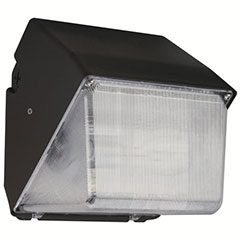 WALL PACK 100 W HPS W/LAMP