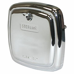OVERFLOW PLATE FOR STERLING