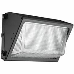 WALLPACK LED 2500LUM DRK BRZ
