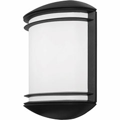 WALL FIXT LED 8.8X12.5 BRNZ