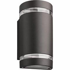 WALL FIXT LED 9.25X3.68 BRNZ
