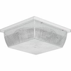 CEIL FIXT LED 9W 10.5 WHITE