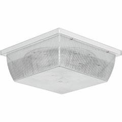 CEIL FIXT LED 12W 10.5 WHITE