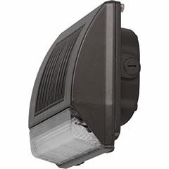 WALL PACK LED 35W BRONZE