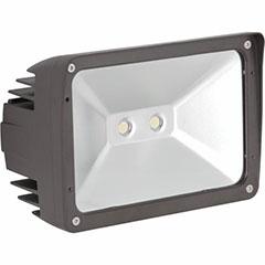 FLOOD LIGHT LED 30W 50K BRNZ