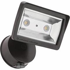 AREA LIGHT LED 1HEAD 18W 7IN