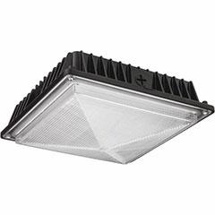 LED CEIL FLUSH 5000K BRZ 10