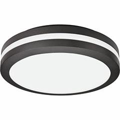 LED CEIL FLUSH 40K BRZ 11.75