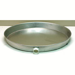 "WATER HEATER PAN ALUM 20"""