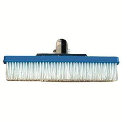 """POOL WALL BRUSH DELUXE 18"""""""