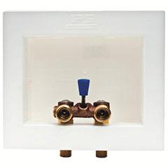 WASHER BOX SINGLE HANDLE