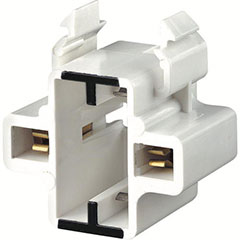 LAMPHOLDER FOR GX23 AND GX23