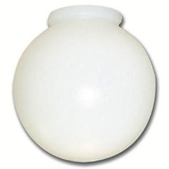 BALL GLOBE WITH FITTER NECK