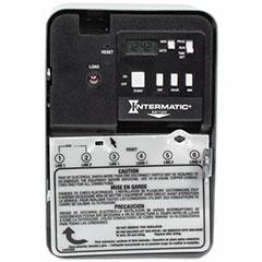 ELECTRON LGB 7 DAY SPST 120V