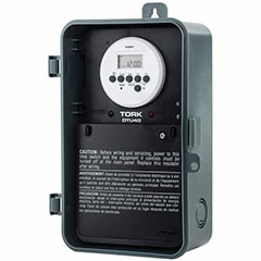 TIME SWITCH WATER HEATER CON