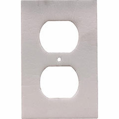 PLATE SEALER 1-GANG/DUAL OUT