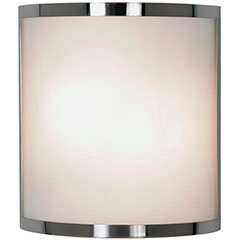 """2LT WALL SCONCE 10"""" BN"""