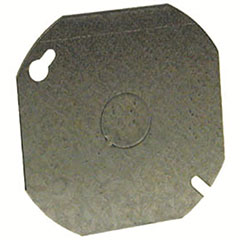 """HUBBELL OCTAGON COVER 4"""" FLA"""