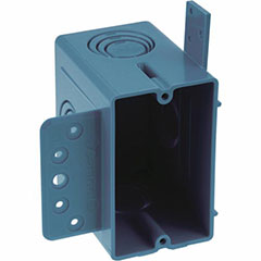 1-GANG OUTLET AND SWITCH BOX