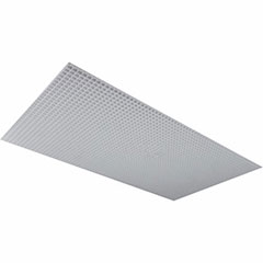DIFFUSER POLY EGG CRATE WH