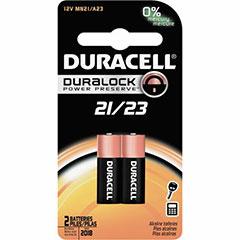 2PK DURACELL BATT A23