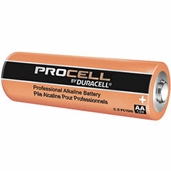 DURACELL PROCELL ALK BATRY A