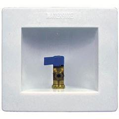 ICEMAKR BOX 1/2 PEX VLV LF