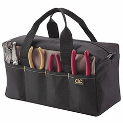 SOFTSIDE TOOL CARRIER TOTE