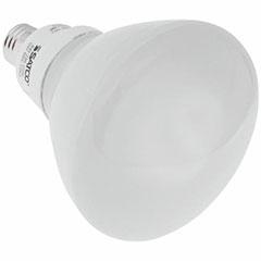 15W CFL R30 MED 27K 1EA