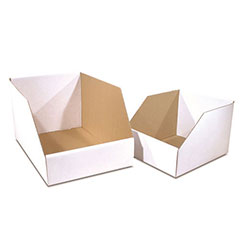 Jumbo Open Top Bin Boxes