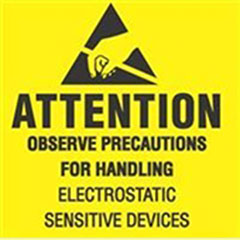 Anti-Static Labels