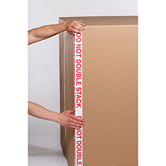 2 x 2 x 48 .160 Do Not Double Stack Printed Edge Protector (2240/Skid)