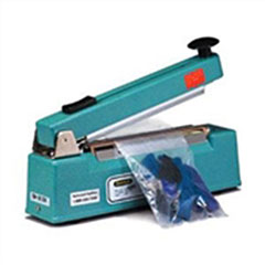 "8"" x 2mm Impulse Sealer w/Cutter"