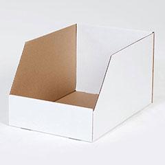 "10 x 12 x 8"" Jumbo Open Top Bin Box"