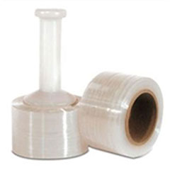 "3"" x 1000' 80 GA. Narrow Width Bundling Stretch Film (18 rolls/Case)"