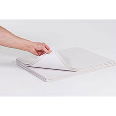 "18 x 24"" 30# Newsprint Sheets (50 lbs / bundle)"