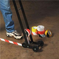 Aisle Marking Tape Applicator