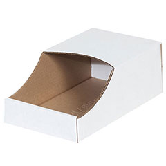 "2 x 12 x 4 1/2"" Stackable Bin Box"