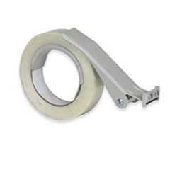 """1"""" Metal Hand-Held Strapping Tape Dispenser"""