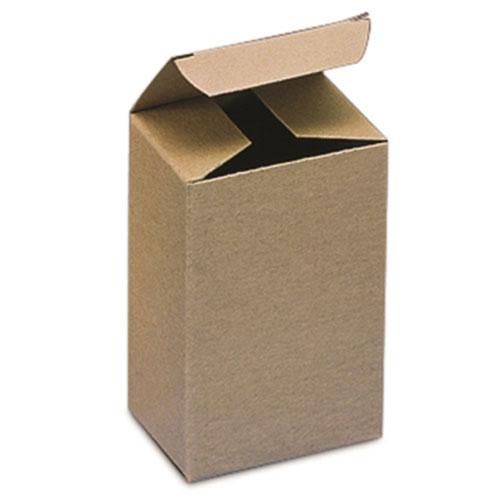 "3 1/2 x 2 1/2 x 5 1/2"" Kraft Reverse Tuck Folding Carton (250/case)  # 45RT"
