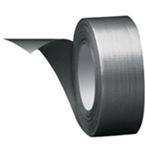 """2"""" x 60 yds. (48mm x 55m) 6 Mil Silver Cloth Duct Tape (24/Case)"""